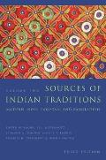 Sources Of Indian Traditions Modern India Pakistan & Bangladesh