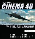 Cinema 4D: The Artist's Project Sourcebook [With CDROM and 3-D Glasses]