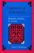 Fragments Of Redemption Jewish Thought &