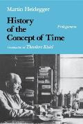 History of the Concept of Time: Prolegomena