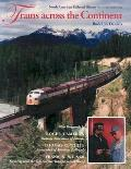 Trains Across the Continent North American Railroad History Second Edition