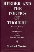 Herder & The Poetics Of Thought