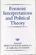 Feminist Interpretations & Political T