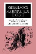 Meditations on Modern Political Thought: Masculine/Feminine Themes from Luther to Arendt