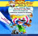 Geronimo Stilton: Books 7-9: #7: Red Pizzas for a Blue Count; #8: Attack of the Bandit Cats; #9: A Fabulous Vacation for Geronimo