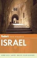 Fodors Israel 8th Edition