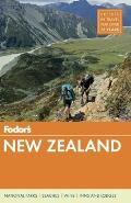 Fodors New Zealand 16th Edition