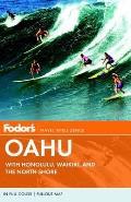 Fodors Oahu 4th Edition with Honolulu Waikiki & the North Shore