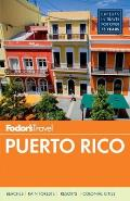Fodors Puerto Rico 7th Edition