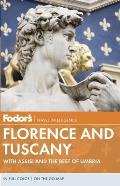 Fodors Florence & Tuscany 11th Edition With the Best of Umbria