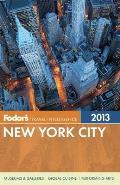 Fodors New York City 2013