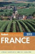 Fodors France 2013