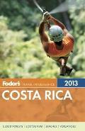 Fodors Costa Rica 2013