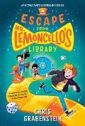 Lemoncello 01 Escape from Mr Lemoncellos Library