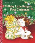 Poky Little Puppys First Christmas