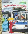 Monsters on the Bus Sesame Street