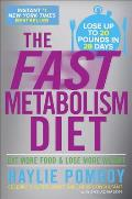 Fast Metabolism Diet Lose 20 Pounds in 4 Weeks & Keep It Off Forever by Unleashing Your Bodys Natural Fat Burning Power