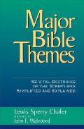 Major Bible Themes 52 Vital Doctrines Of