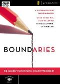 Boundaries: A 9-Session Focus on Boundaries: When to Say Yes and How to Say No to Take Control of Your Life