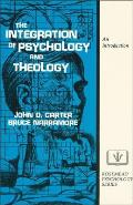 Integration of Psychology and Theology: An Introduction