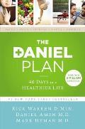 Daniel Plan 40 Days to a Healthier Life
