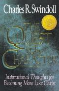Quest for Character Inspirational Thoughts for Becoming More Like Christ