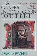 General Introduction To The Bible From Ancient