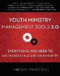 Youth Ministry Management Tools...
