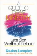 Guide To Deaf Ministry Lets Sign Wo