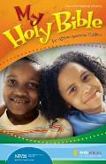 My Holy Bible for African-American Children-NIV-Large Print