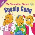 The Berenstain Bears' Gossip Gang: Stickers Included!