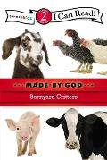 Barnyard Critters (I Can Read Made by God - Level 2)