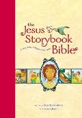 Jesus Storybook Bible Large Trim Every Story Whispers His Name