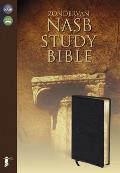 Bible Nasb Black Study Thumb Indexed
