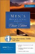 Bible NIV Mens Devotional Bible New International Version