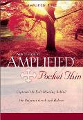 Amplified Pocket Thin New Testament-AM