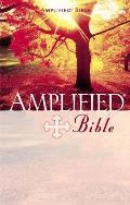 Bible Amplified Bible Containing the Amplified Old Testament & the Amplified Old Testament