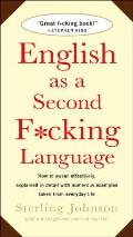 English As A Second F*cking Languag