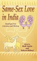 Same Sex Love In India Readings From L