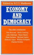 Economy & Democracy: Proceedings of the Section F (Economics) of the British Association for the Advancement of Science, Norwich, 1984
