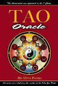 Tao Oracle An Illuminated New Approach to the I Ching With 64 Cards
