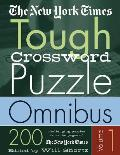 New York Times Tough Crossword Puzzle Omnibus 200 Challenging Puzzles from the New York Times