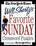 New York Times Will Shortzs Favorite Sunday Crossword Puzzles