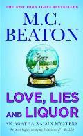 Love Lies & Liquor An Agatha Raisin M