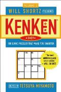 Will Shortz Presents Kenken Easy, Volume 2: 100 Logic Puzzles That Make You Smarter