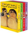 Bright Baby Touch & Feel Boxed Set
