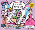Let's Pretend Princess Party Set: With Book and Press-Out Pieces [With 15 Play Pieces]
