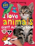 Lets Go Learning I Love Animals