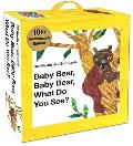 Baby Bear Baby Bear What Do You See Cloth Book
