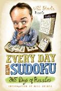Will Shortz Presents Every Day with Sudoku 365 Days of Puzzles